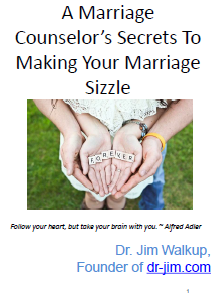 Counselor's Secret To Making Marriage Sizzle